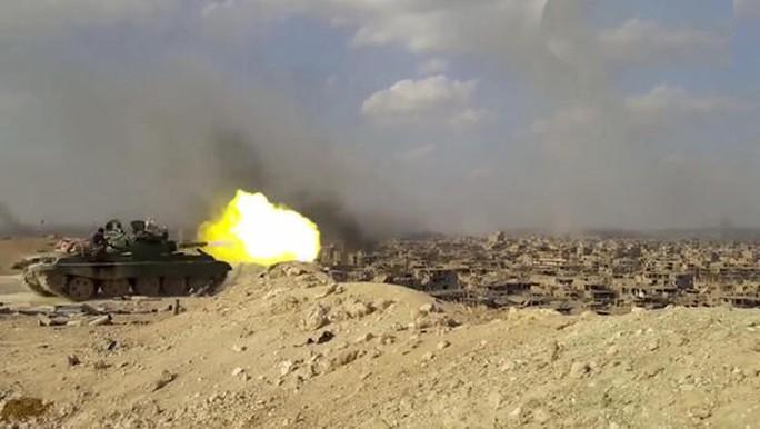 Mỹ mở rộng chiến trường chống IS - Ảnh 1.