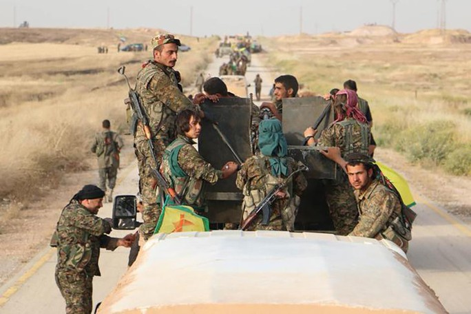Washington phản bội người Kurd ở Syria? - Ảnh 1.