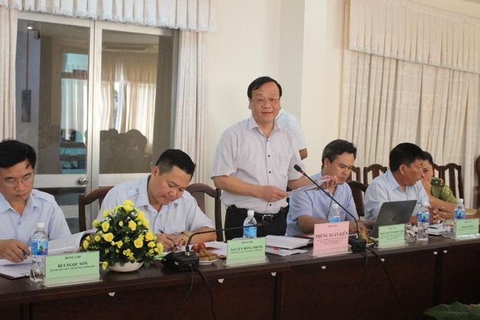 Thanh tra các dự án liên quan đến rừng ở Phú Yên - Ảnh 2.