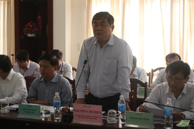 Thanh tra các dự án liên quan đến rừng ở Phú Yên - Ảnh 3.