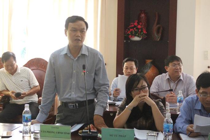 Thanh tra các dự án liên quan đến rừng ở Phú Yên - Ảnh 4.