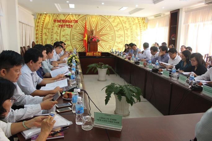 Thanh tra các dự án liên quan đến rừng ở Phú Yên - Ảnh 1.