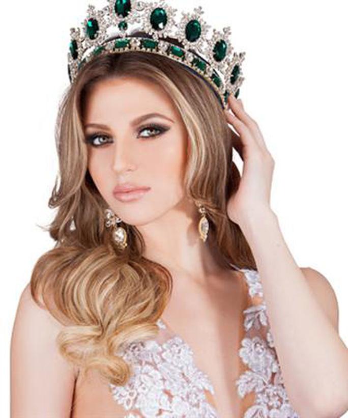 Cận cảnh 20 hoa hậu đẹp nhất thế giới 2016 - Ảnh 15.
