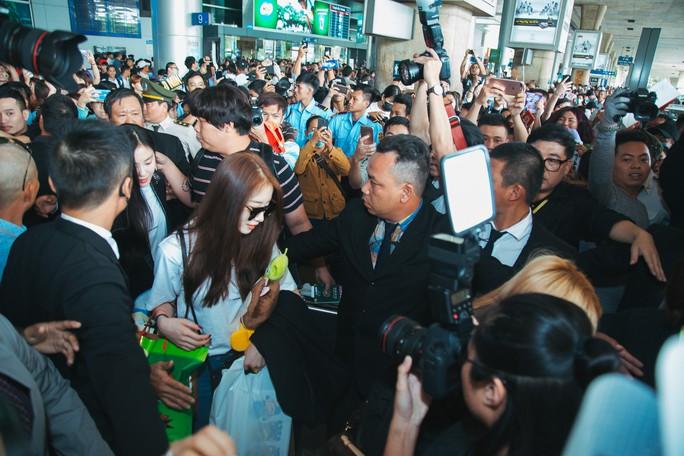 T-ara trong vòng vây fan Việt - Ảnh 1.