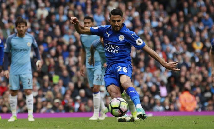 Hạ Leicester, Man City chiếm vị trí thứ ba của Liverpool - Ảnh 2.