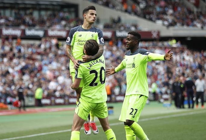 Coutinho tỏa sáng, Liverpool đòi lại vị trí thứ 3 từ Man City - Ảnh 1.