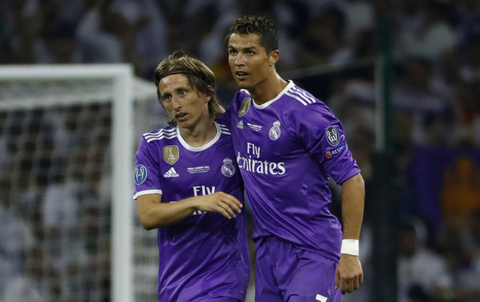 Modric ra tòa sau chiến thắng Champions League - Ảnh 1.