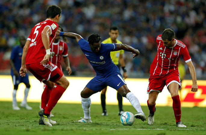Chelsea thua Bayern trong ngày Morata ra mắt - Ảnh 2.