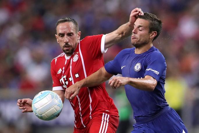 Chelsea thua Bayern trong ngày Morata ra mắt - Ảnh 1.