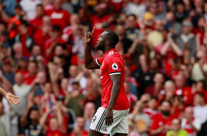 Lukaku lập cú đúp, M.U thắng tưng bừng West Ham - Ảnh 2.