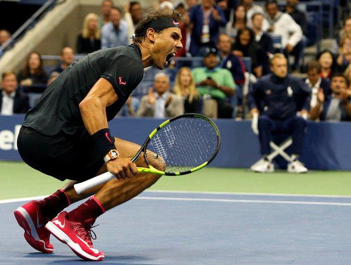 Hạ gọn Del Potro, Nadal vào chung kết US Open  - Ảnh 3.