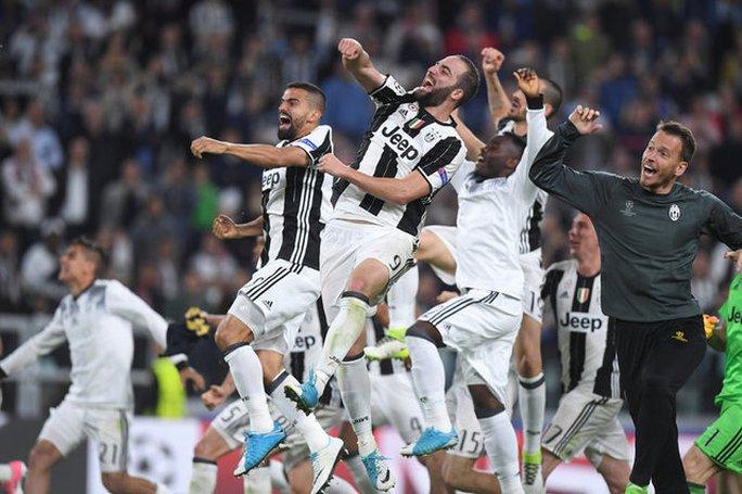 Juventus có cơ hội lớn vô địch Champions League sau 21 năm