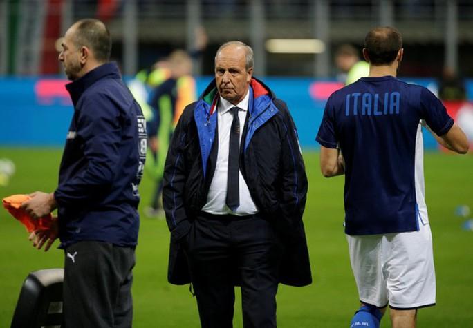 Ý bị loại: Ventura xin lỗi, Buffon khóc ngất - Ảnh 2.
