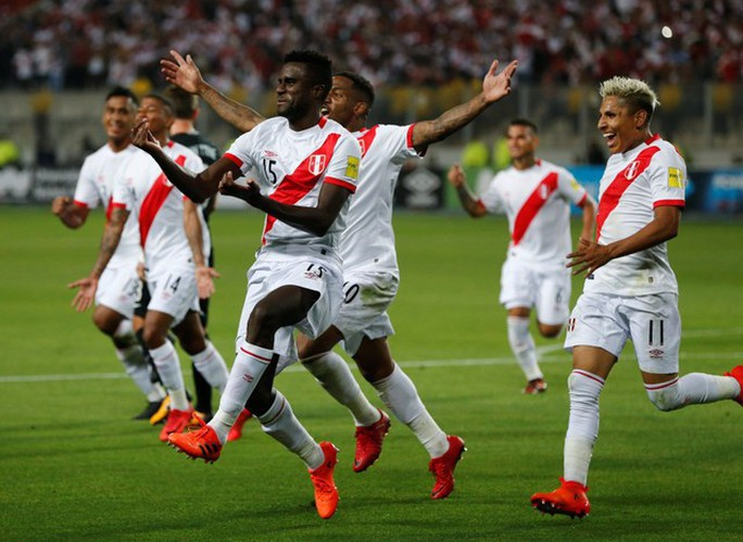 Xác định đội cuối cùng tham dự VCK World Cup 2018 - Ảnh 1.