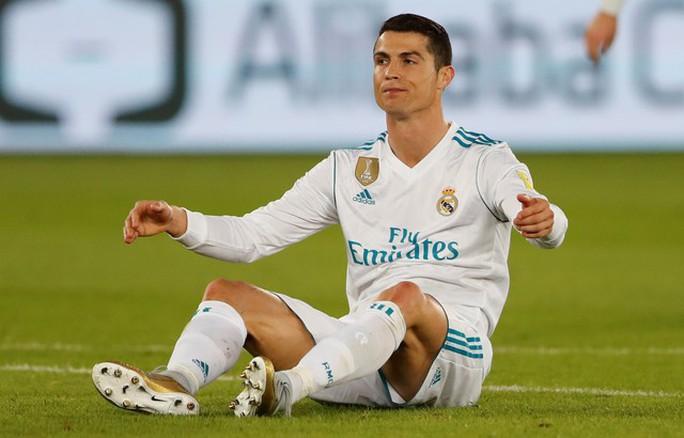 Ronaldo bỏ tập cả tuần trước thềm El Clasico - Ảnh 1.