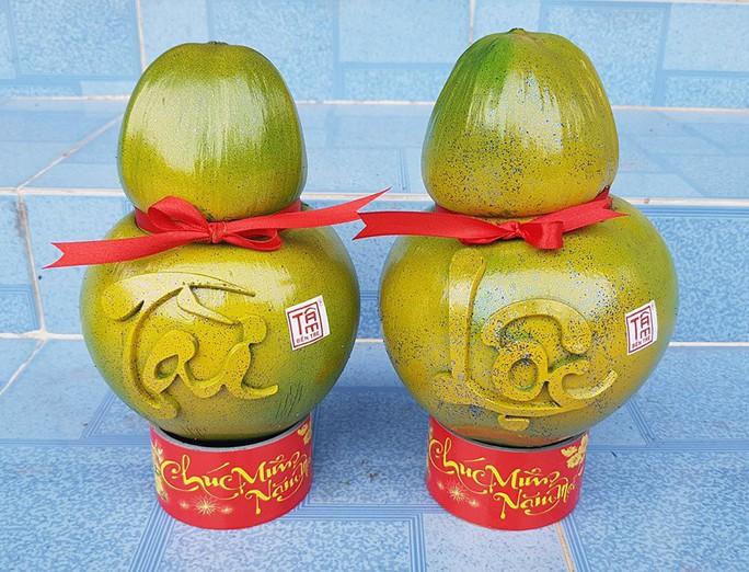 Trái cây độc, lạ sẵn sàng đón Tết - Ảnh 7.