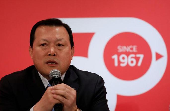 Ông Hwang Kag-gyu. Ảnh: Reuters