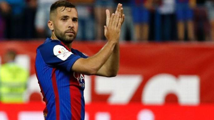 Alba vắng mặt trong trận đấu đặc biệt của Valverde - Ảnh 1.