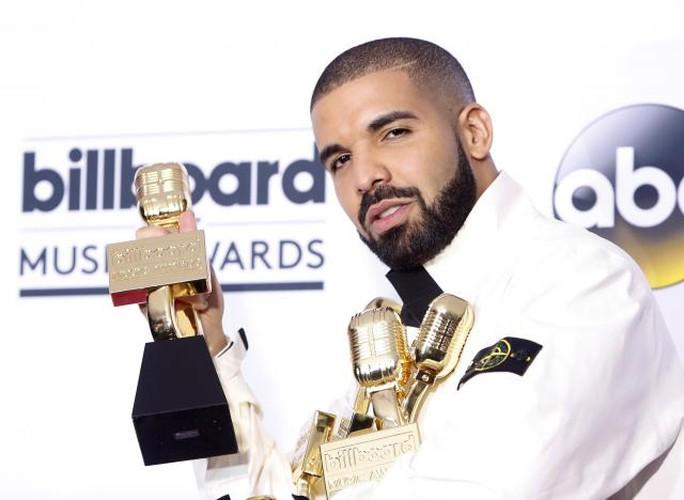 Drake vượt mặt Adele, lập kỷ lục 13 giải thưởng - Ảnh 2.