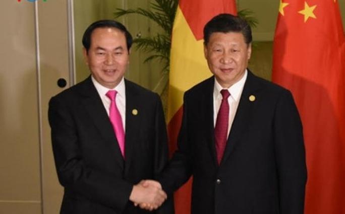 Chủ tịch nước sẽ hội đàm với Chủ tịch Trung Quốc - Ảnh 1.