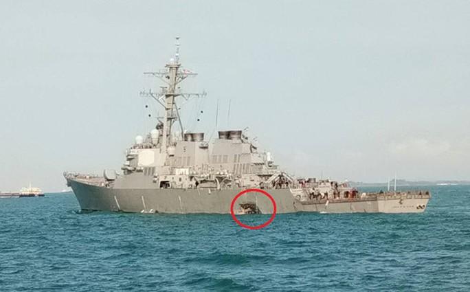 Hải quân Mỹ tạm ngừng mọi hoạt động - Ảnh 1.