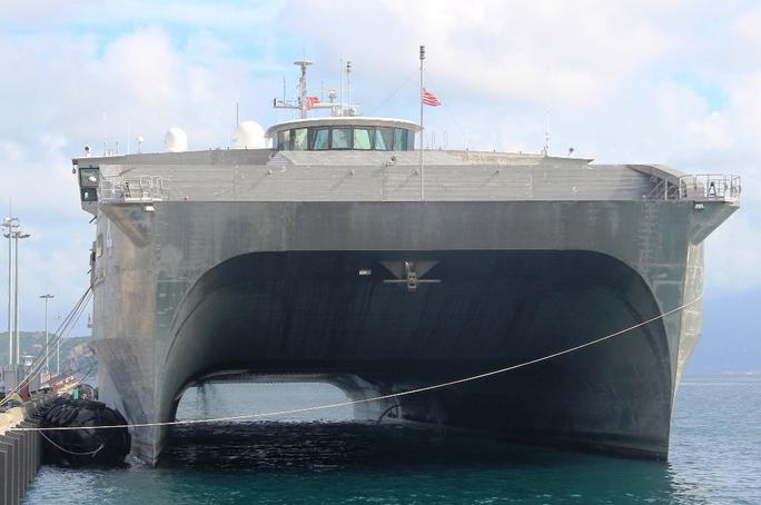 Cận cảnh tàu hải quân Nhật, Mỹ thăm Cam Ranh - Ảnh 13.