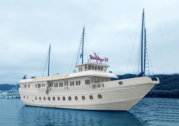 Tàu Biển Ngọc 20