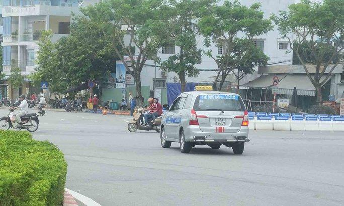 UBND TP Đà Nẵng chưa đồng ý thí điểm Grab Car vì sợ phá vỡ quy hoạch hệ thống taxi trên địa bàn