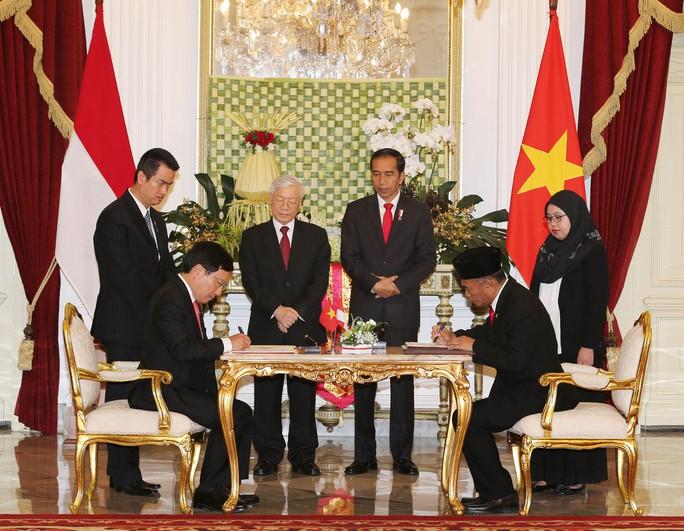 Việt Nam - Indonesia: Tăng cường hợp tác an ninh, quốc phòng - Ảnh 1.