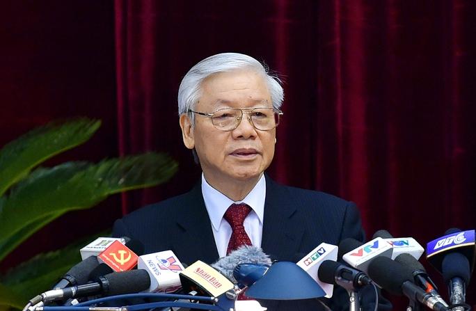 Nêu kỷ luật ông Nguyễn Xuân Anh, Tổng Bí thư nói: Trường hợp nào vi phạm cũng xử nghiêm - Ảnh 1.