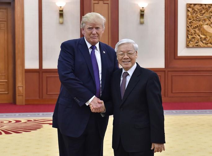 Tổng thống Donald Trump: APEC Việt Nam thành công một cách tuyệt vời - Ảnh 1.