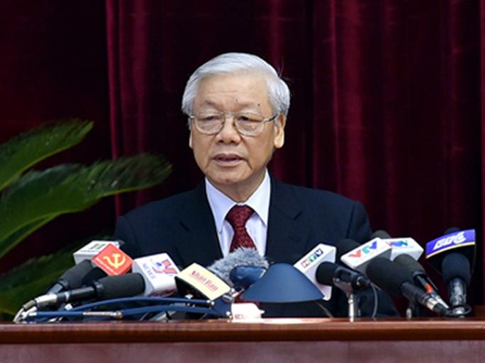 Hội nghị Trung ương 6 đề cập nhiều vấn đề rộng lớn, cấp bách - Ảnh 1.