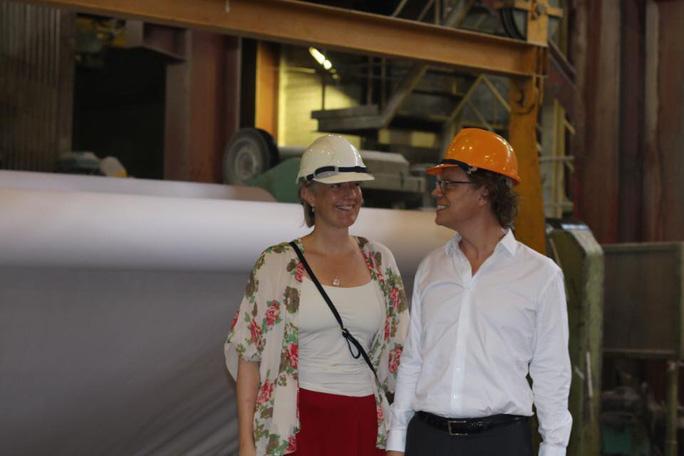Đại sứ Thuỵ Điển trải nghiệm với chuyến đi 1.750 km xuyên Việt - Ảnh 2.