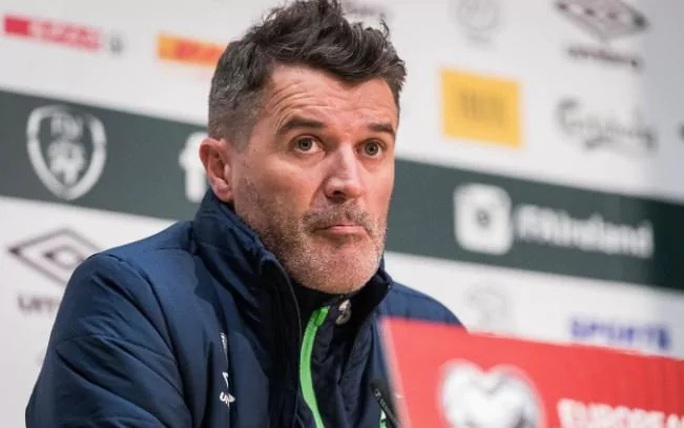 Roy Keane nói về cách ngăn chặn Bale trong buổi họp báo