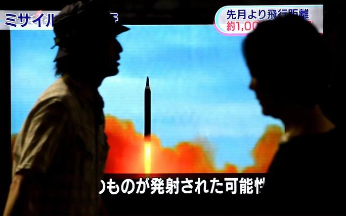 """Triều Tiên bị trừng phạt 1.000 năm cũng không ngán"""" - Ảnh 2."""