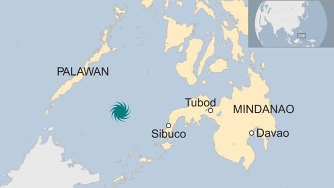 Tiến về Việt Nam, bão Tembin làm 133 người chết ở Philippines - Ảnh 7.