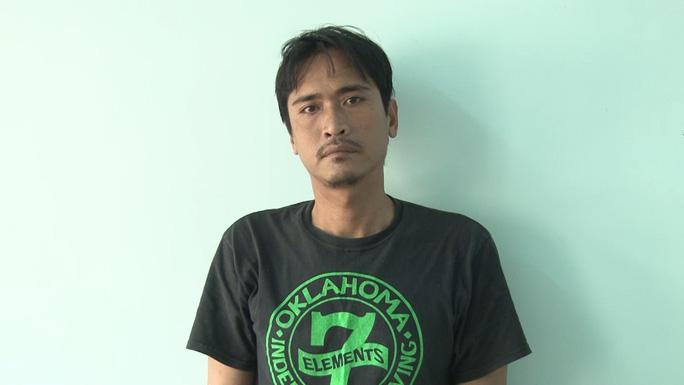 Bắt kẻ nghiện dọa dùng kim tiêm có HIV chích người mất trộm - Ảnh 1.