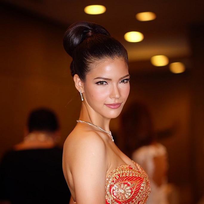 Những đối thủ của Hà Thu tại chung kết Hoa hậu Trái đất tối nay - Ảnh 3.