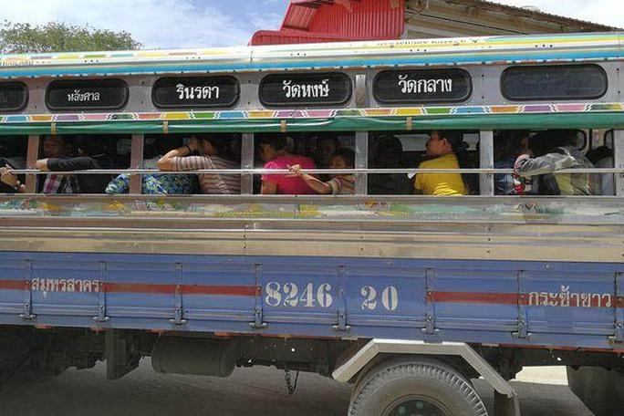 Thái Lan ngừng trấn áp lao động nhập cư trái phép - Ảnh 1.
