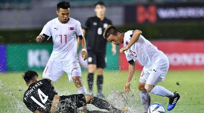 Xem U23 Thái Lan thắng đậm Malaysia, lo cho SEA Games - Ảnh 1.