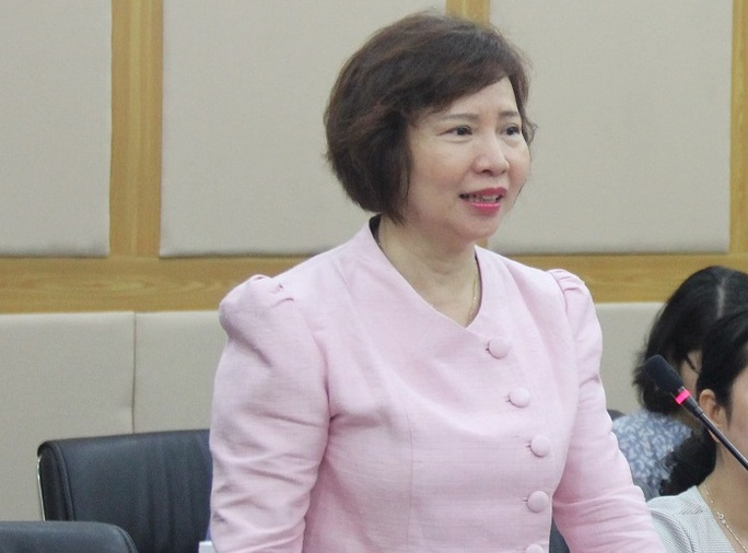 Thủ tướng miễn nhiệm chức Thứ trưởng của bà Hồ Thị Kim Thoa - Ảnh 1.