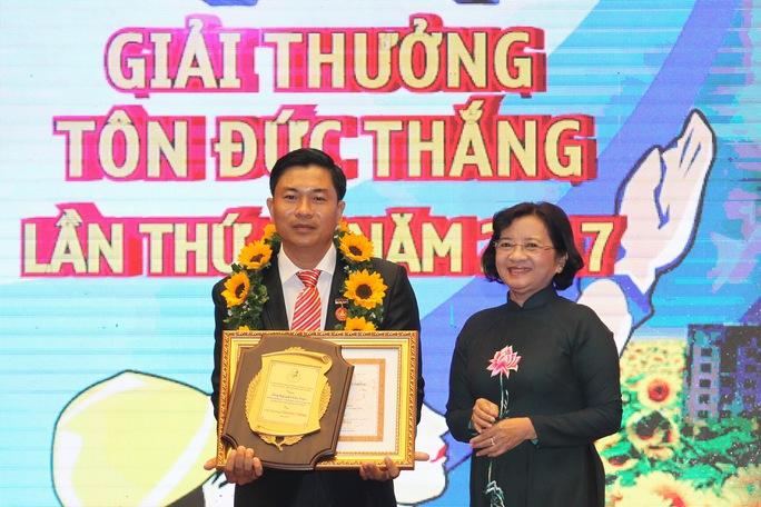 Trao giải thưởng Tôn Đức Thắng cho 10 kỹ sư, công nhân tiêu biểu - Ảnh 5.