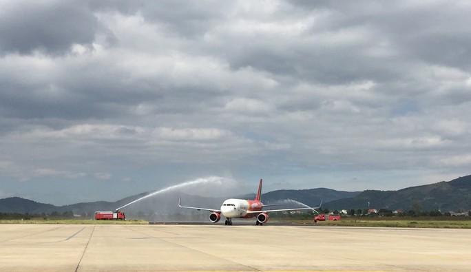 Vietjet khai trương đường bay Bangkok (Thái Lan) - Đà Lạt (Việt Nam) - Ảnh 1.