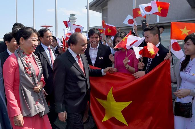Làm sâu sắc hơn quan hệ Việt - Nhật - Ảnh 1.