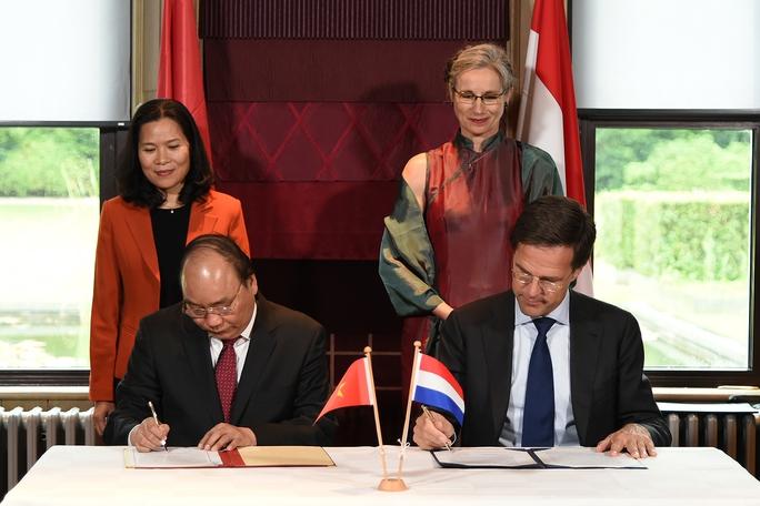 Quan hệ Việt Nam - Hà Lan đi vào chiều sâu - Ảnh 1.