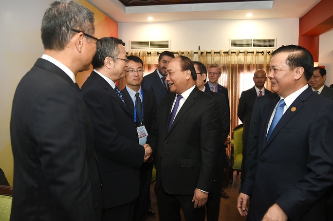 Thủ tướng: Khu vực tồn tại điểm nóng đe doạ môi trường hoà bình, an ninh - Ảnh 3.