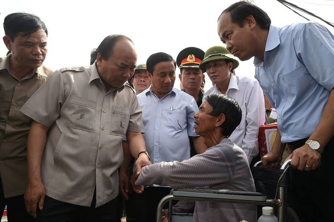 Thủ tướng gửi thư chia sẻ thân nhân của 2.900 người chết, mất tích do bão Linda - Ảnh 1.
