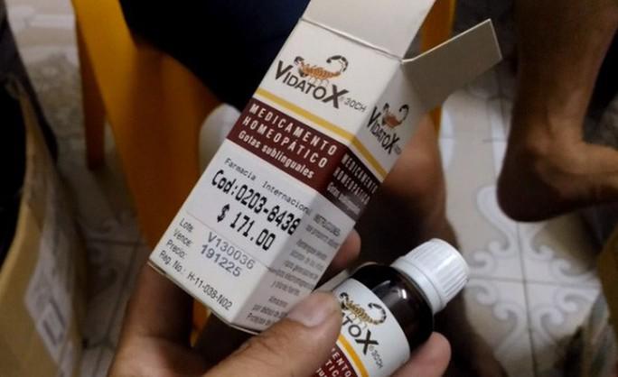 Sự thật về thuốc Vidatox chữa được ung thư - Ảnh 2.