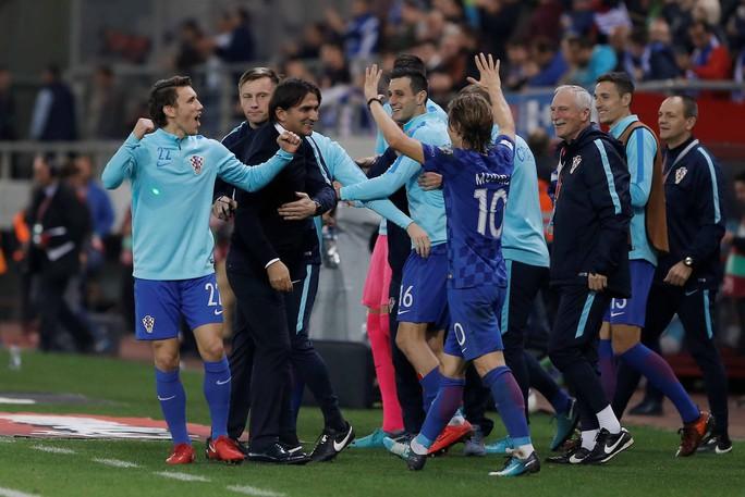 Canh bạc thành công của Croatia - Ảnh 1.