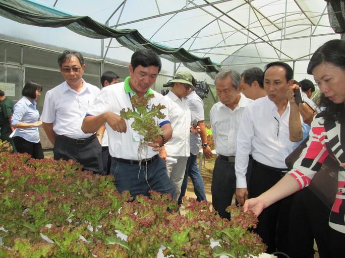 306.660 tỉ đồng tái cơ cấu ngành nông nghiệp - Ảnh 1.
